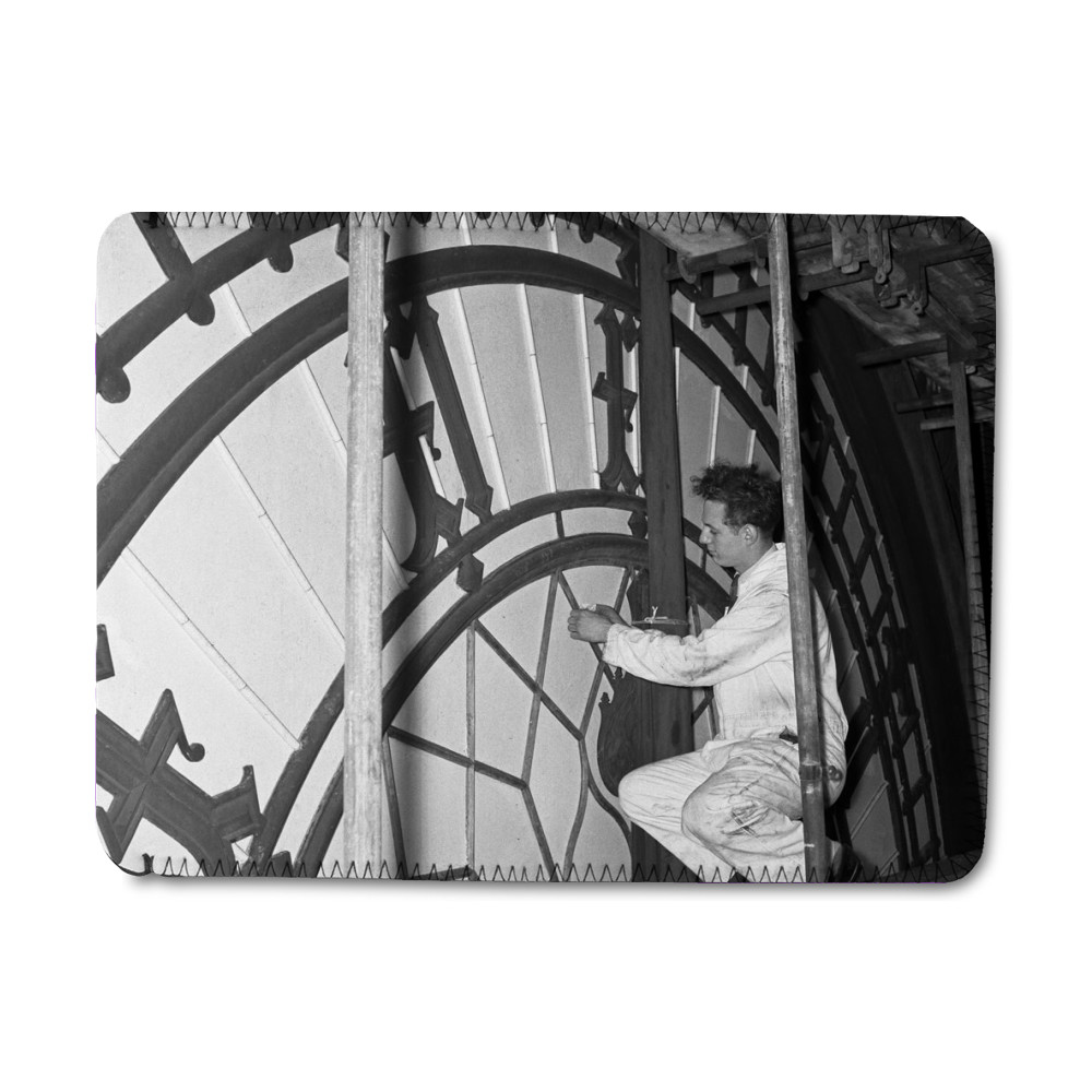 Big Ben 1956 iPad Sleeve