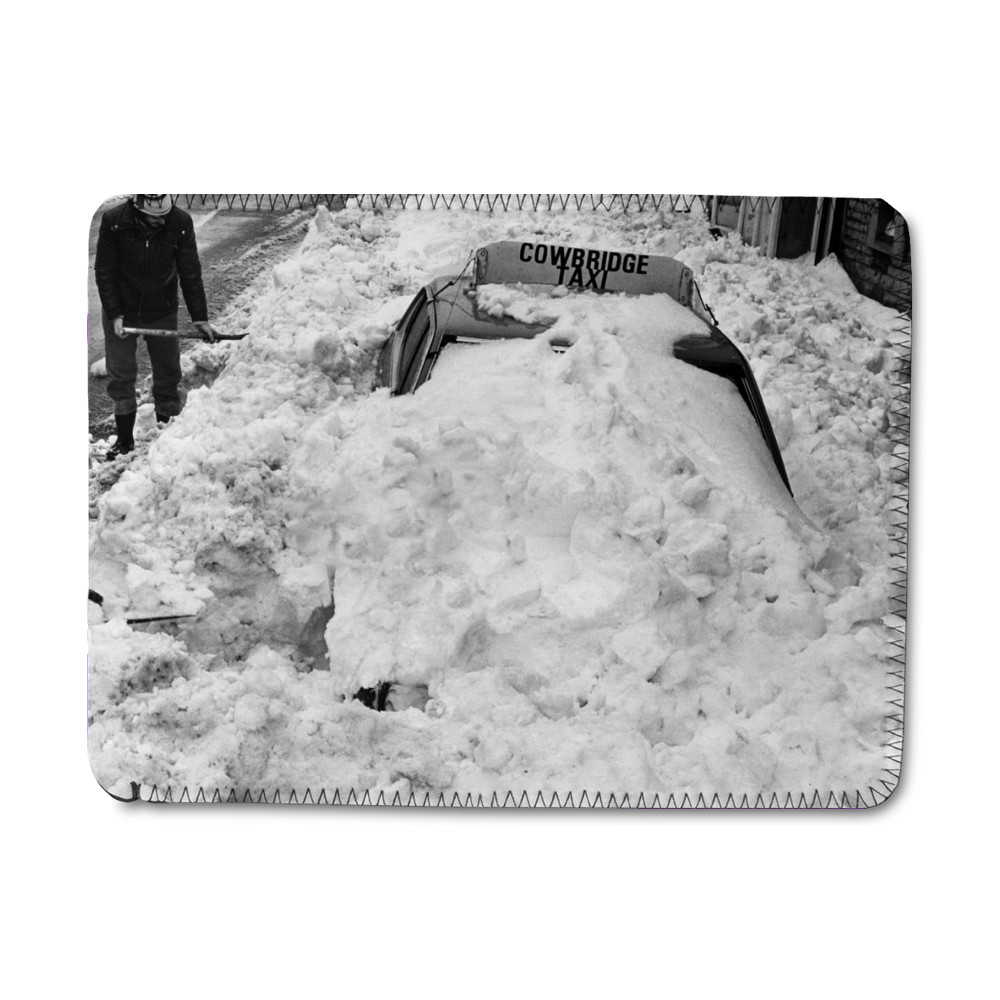 Blizzard 1978 iPad Sleeve