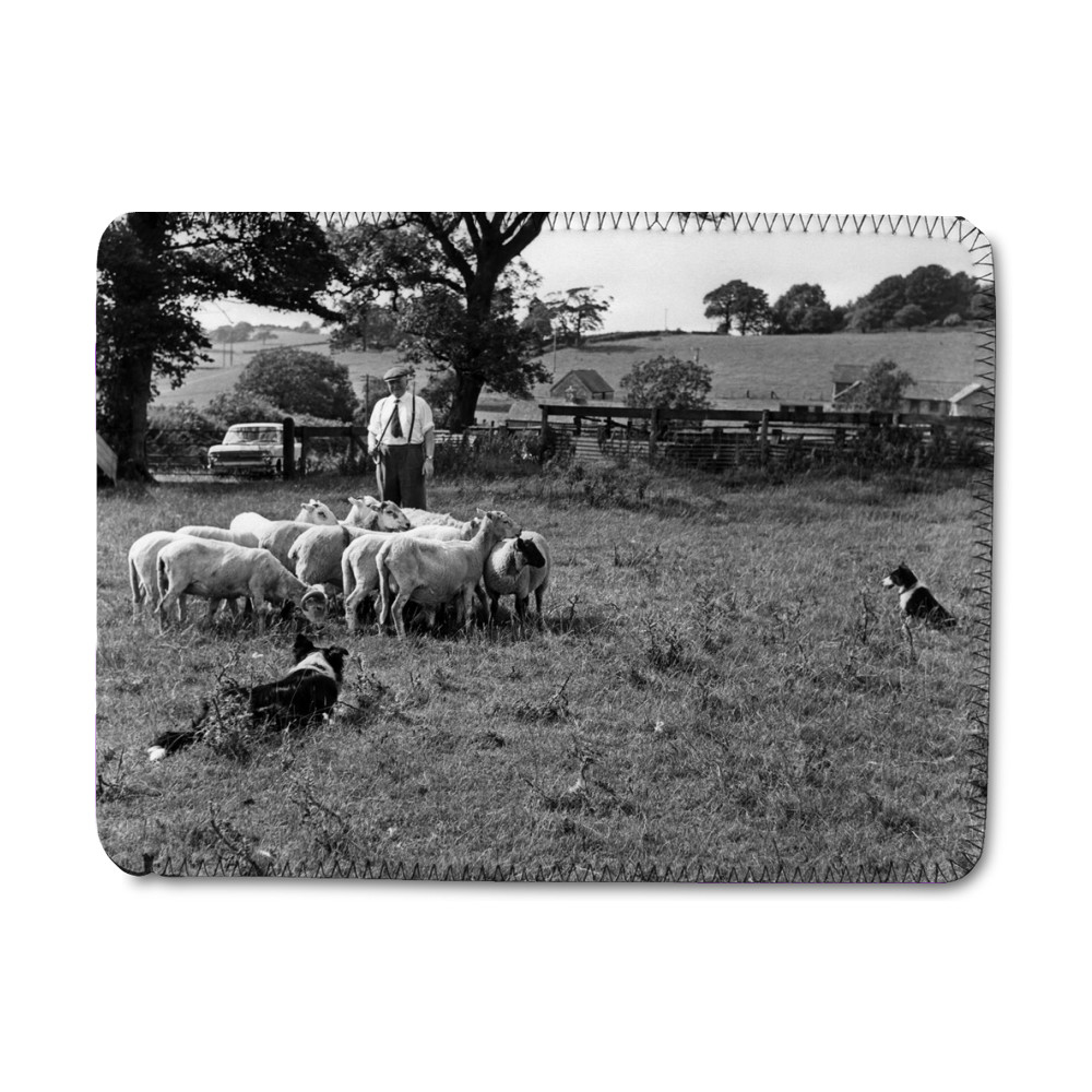 Wenvoe, 1969 iPad Cover iPad Sleeve