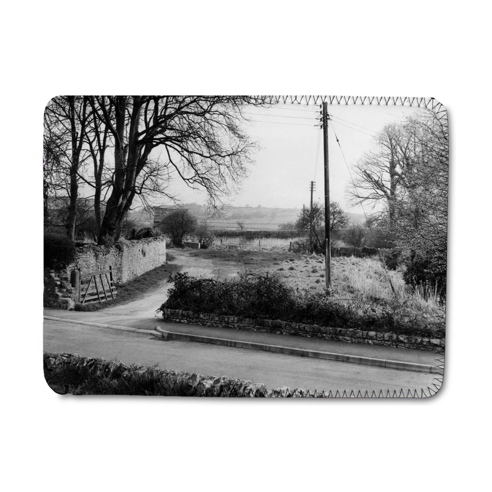 Wenvoe, 1991 iPad Cover iPad Sleeve