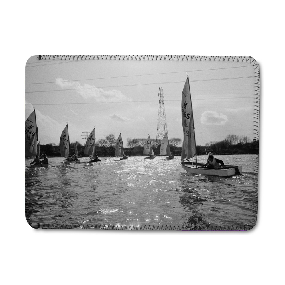 I.P.C. Yacht Club, Farloes Lake iPad Cover iPad Sleeve