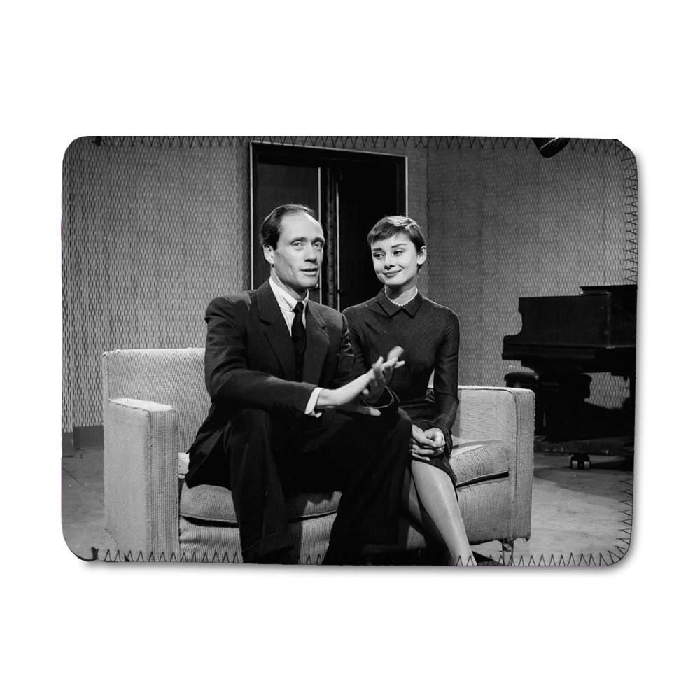 Audrey Hepburn iPad Sleeve