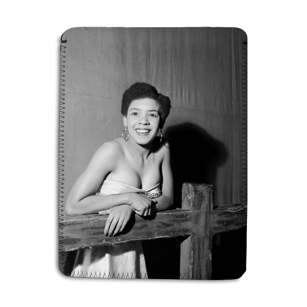 Shirley Bassey iPad Sleeve