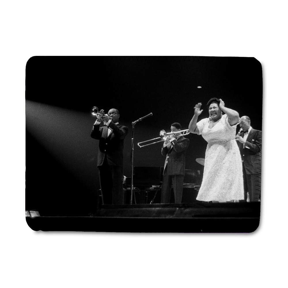 Louis Armstrong iPad Sleeve