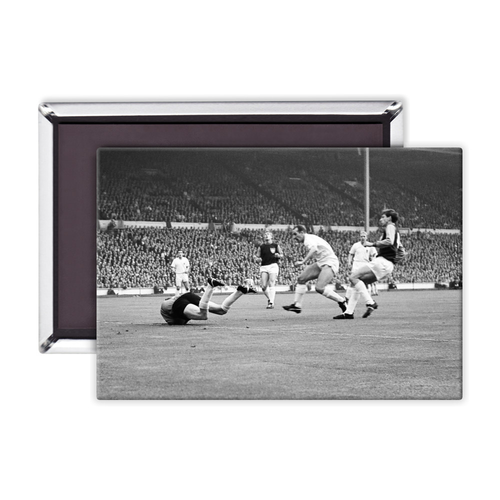 European Cup Winners Cup Final at Wembley Stadium. West Ham United 2 v.. Magnet