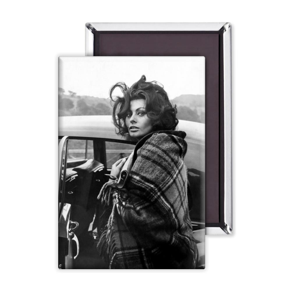 Sophia Loren  Magnet