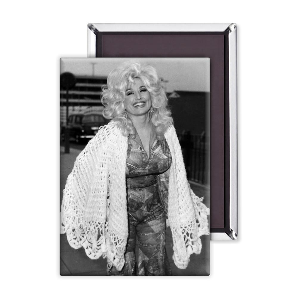Dolly Parton Magnet