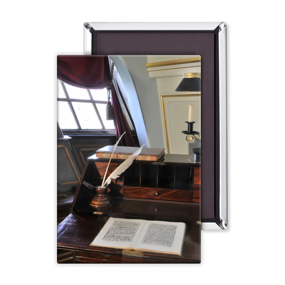 Nelson's Desk on HMS Victory Magnet
