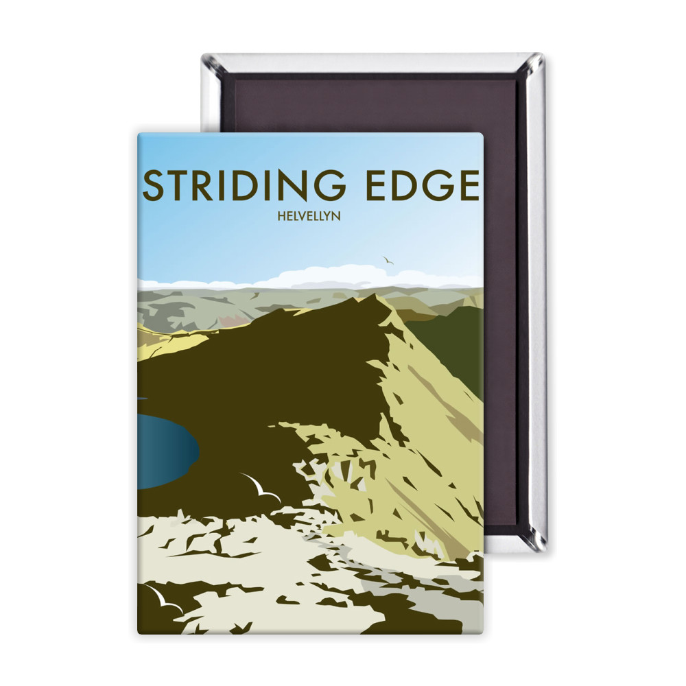 Helvellyn Edge, Lake District Magnet