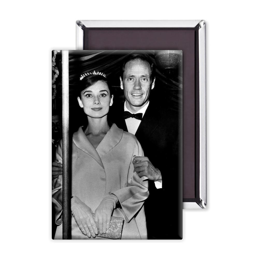 Audrey Hepburn Magnet