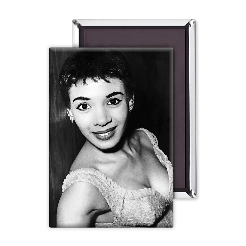 Shirley Bassey Magnet
