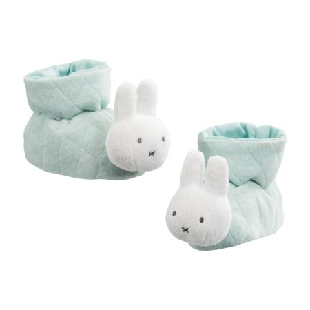 Miffy Mint Booties