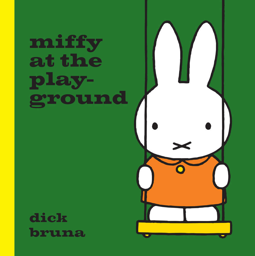 Miffy at the Playground Book