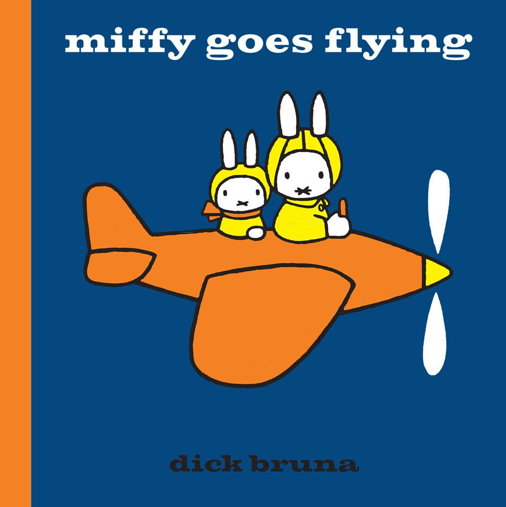 Miffy Goes Flying Book
