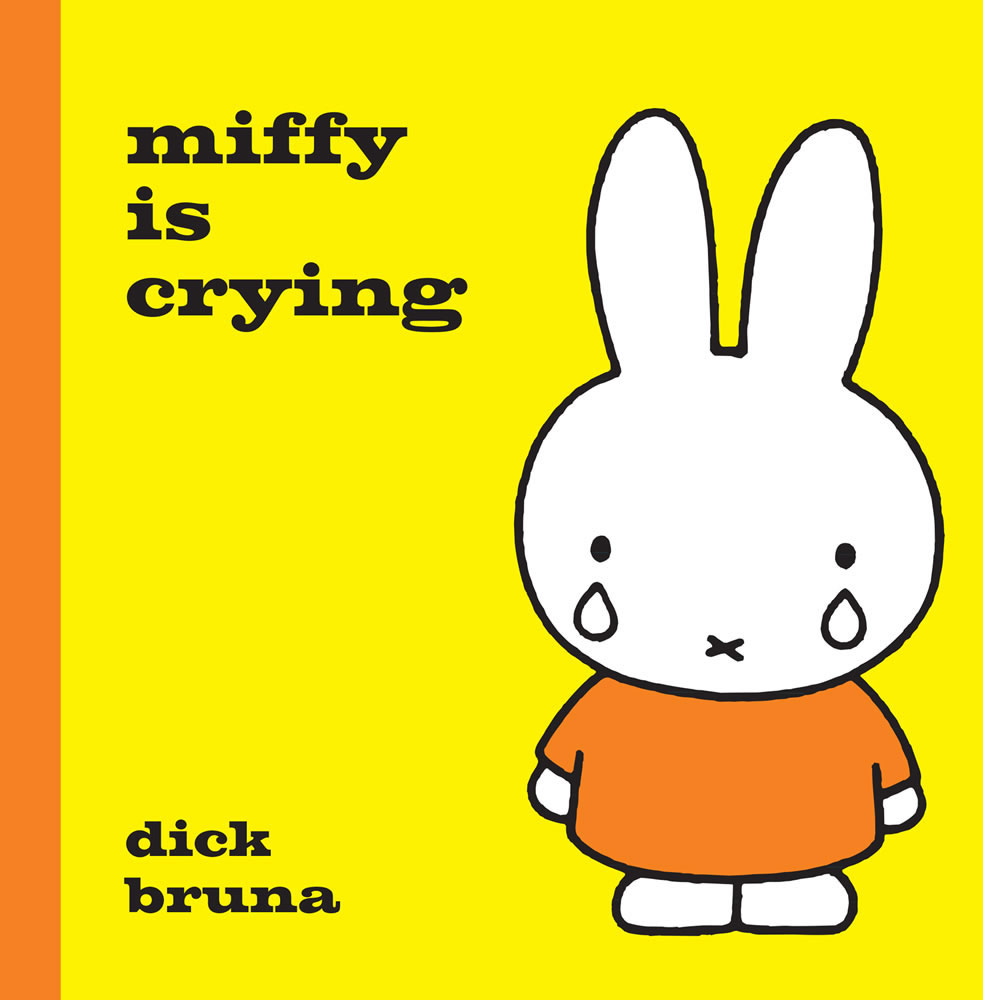 Miffy is Crying  Book
