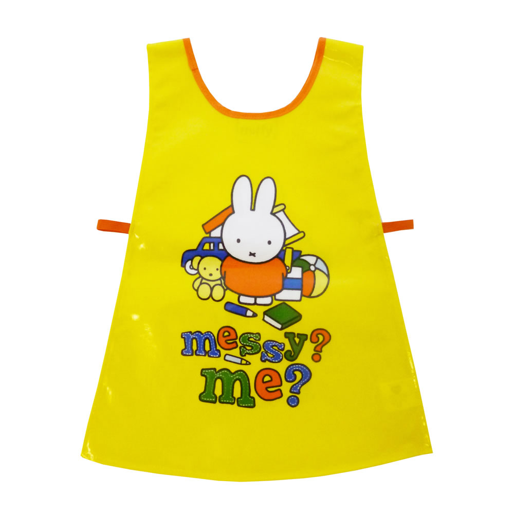 Miffy Messy Me Yellow Tabard