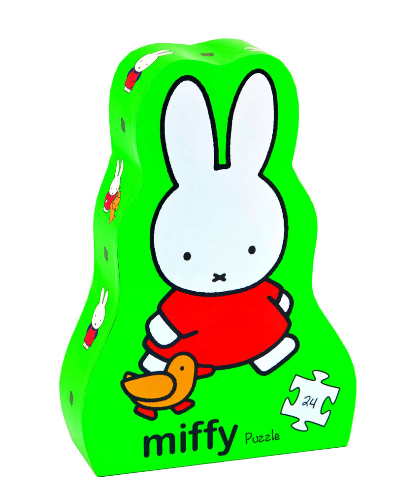 Miffy Deco Puzzle Farm