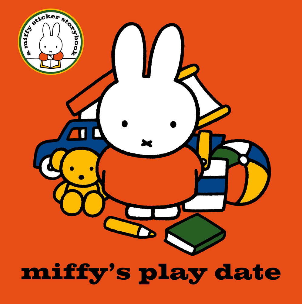 Miffy's Play Date Book