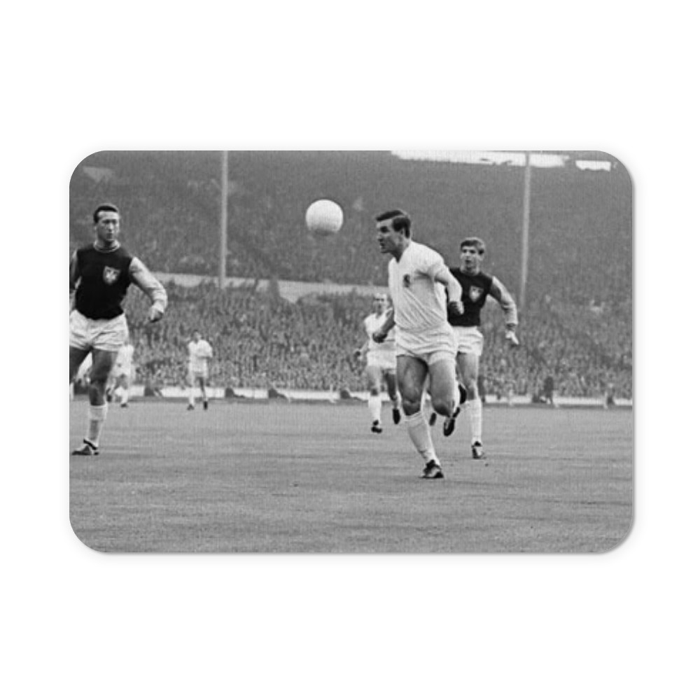 European Cup Winners Cup Final at Wembley Stadium. West Ham United 2 v.. Mousemat