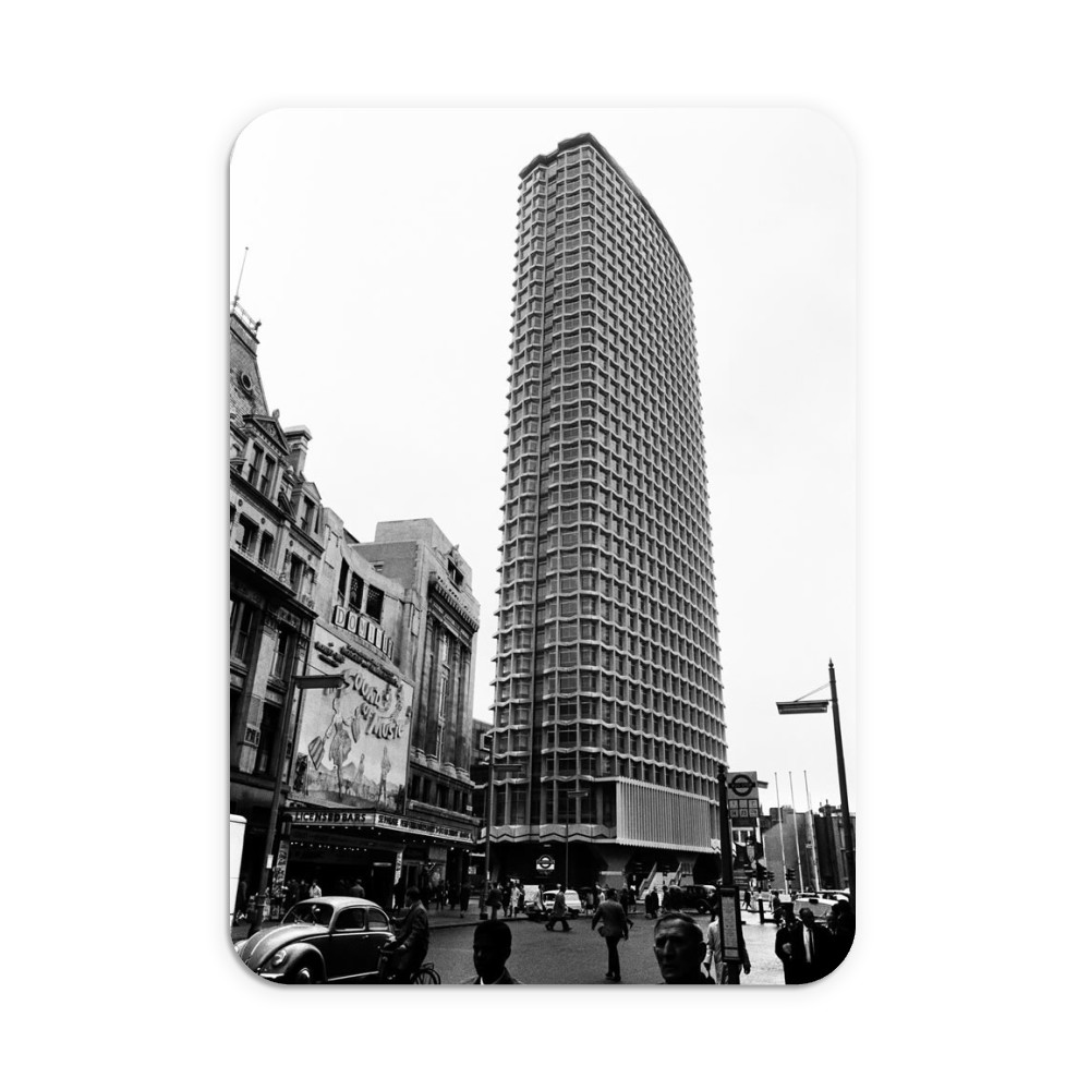 Centre Point, 101-103 New Oxford.. Mousemat