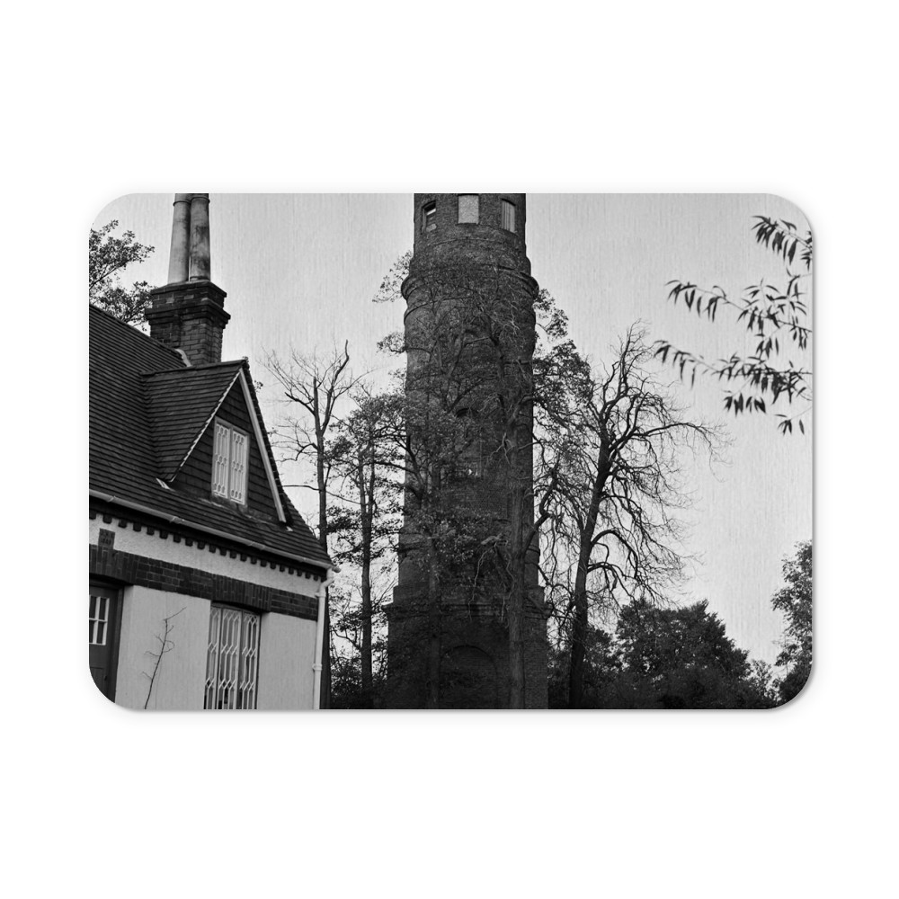Stratton's Folly in Little Berkhamsted, 1969. Mousemat