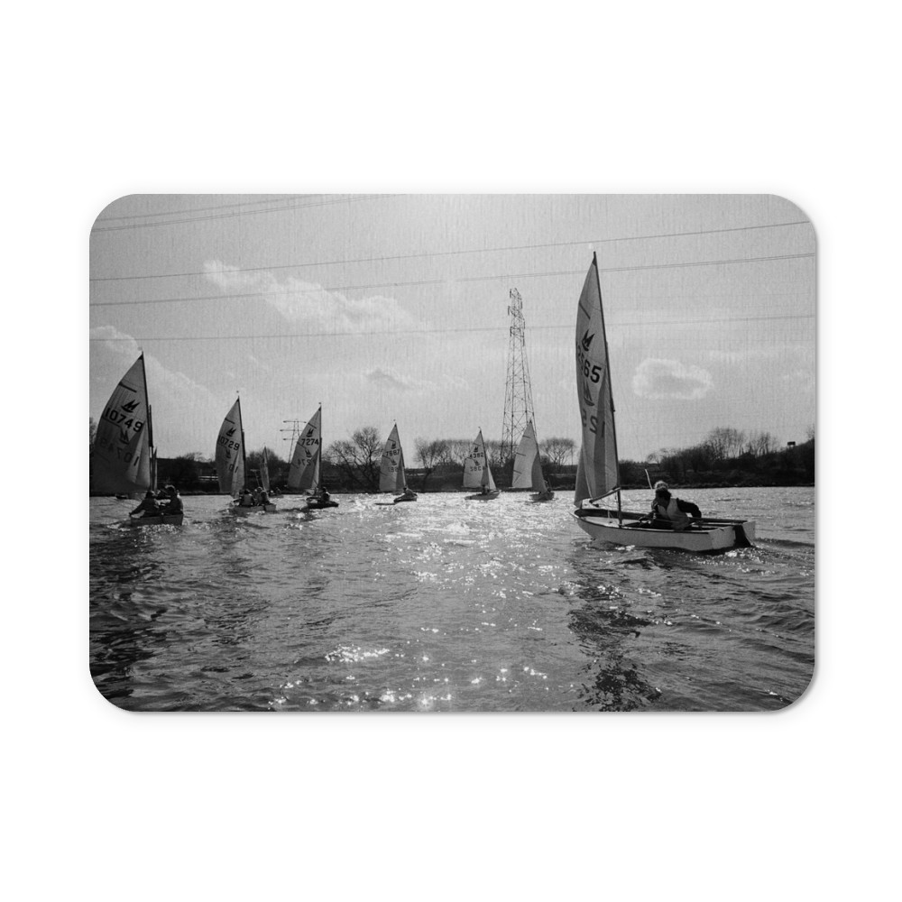 I.P.C. Yacht Club, Farloes Lake Mouse Mat Mousemat