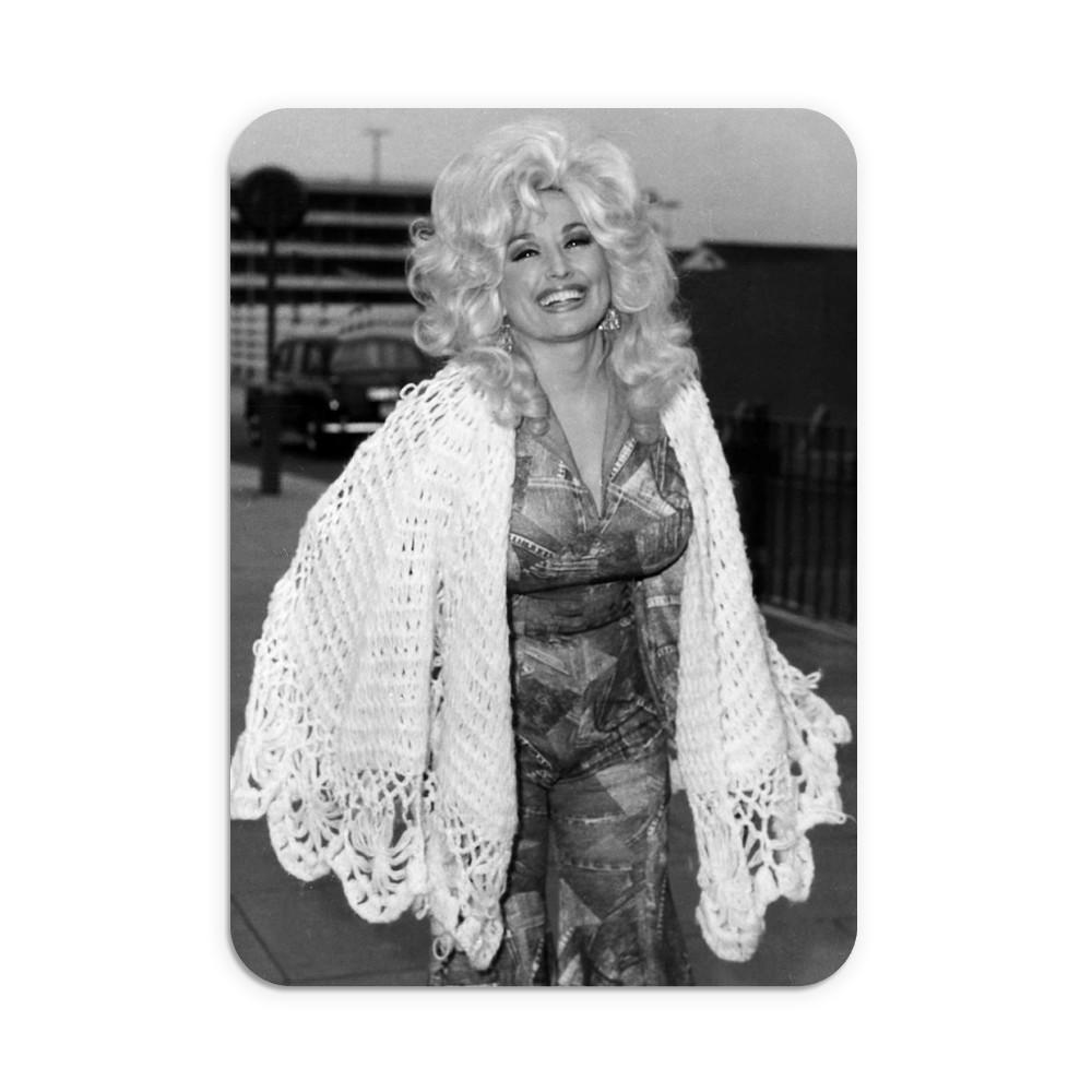 Dolly Parton Mousemat