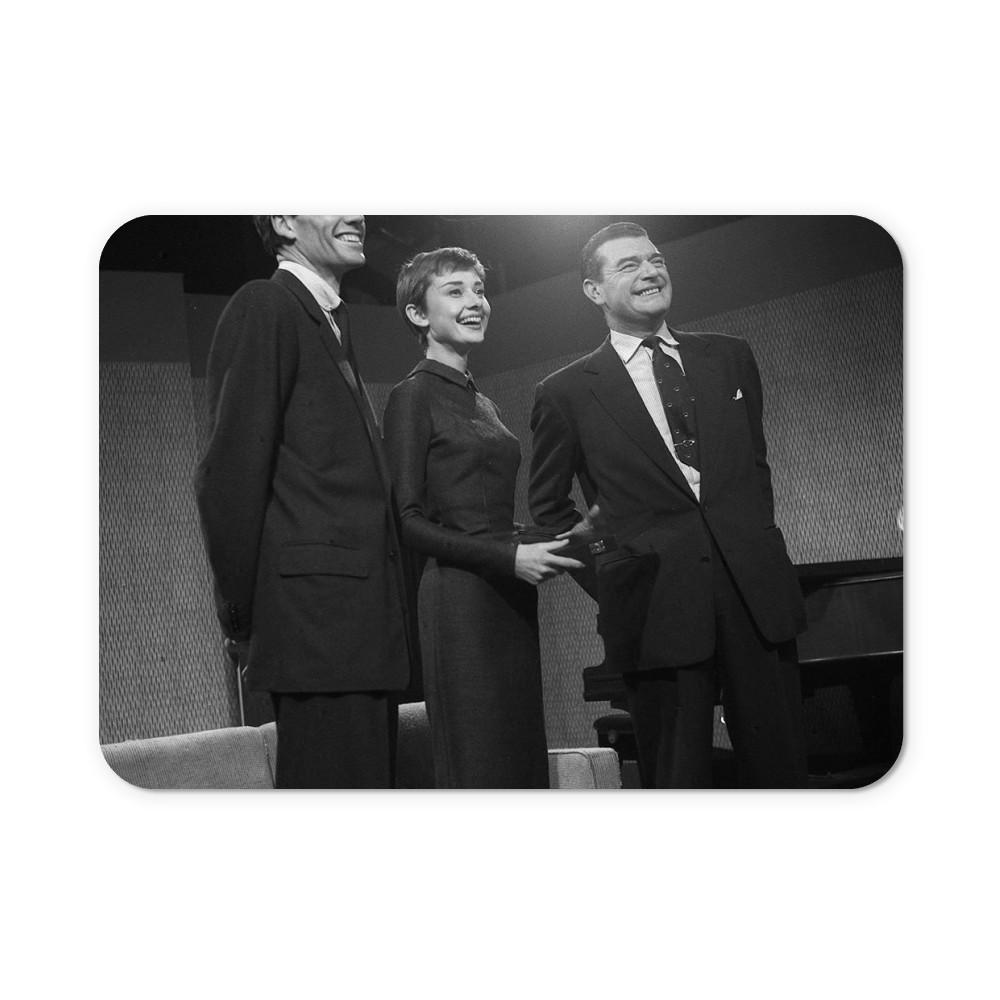 Audrey Hepburn Mousemat
