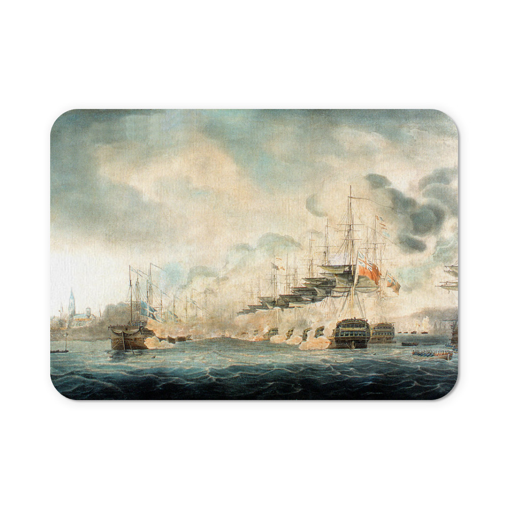 The Battle of Copenhagen Mousemat