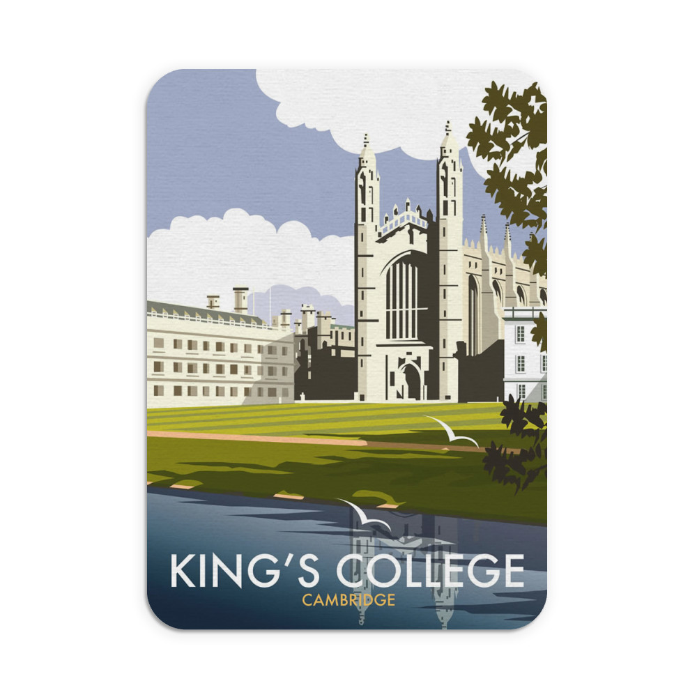 Kings College, Cambridge Mouse Mat