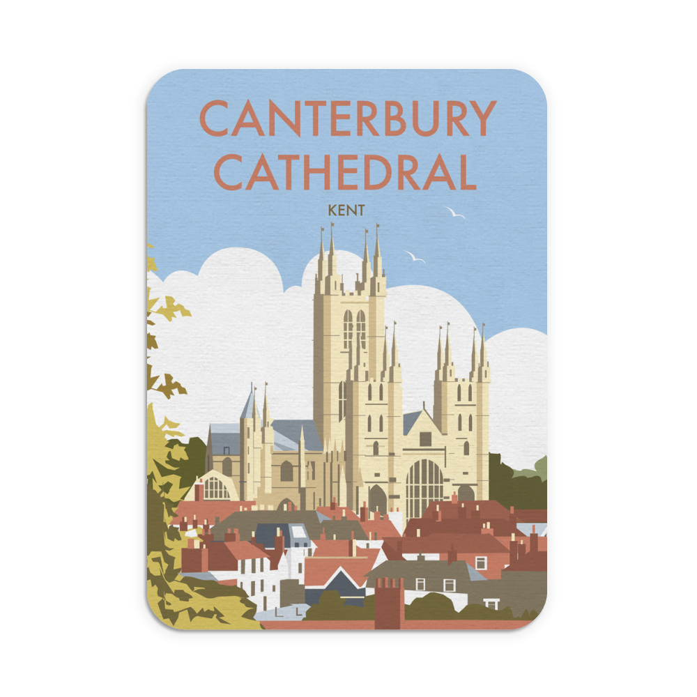 Canterbury Cathedral Mouse Mat