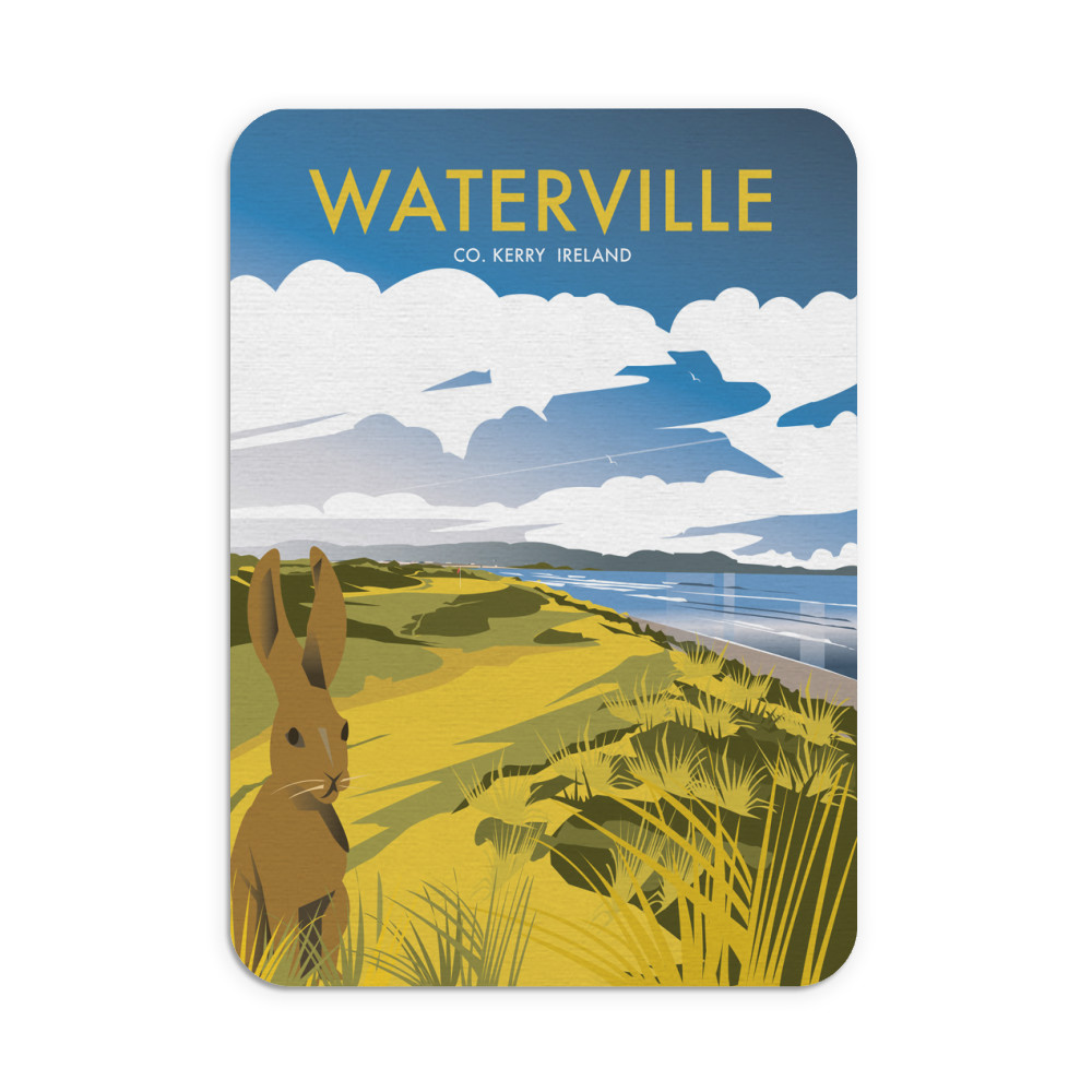 Waterville, Co Kerry, Ireland Mouse Mat