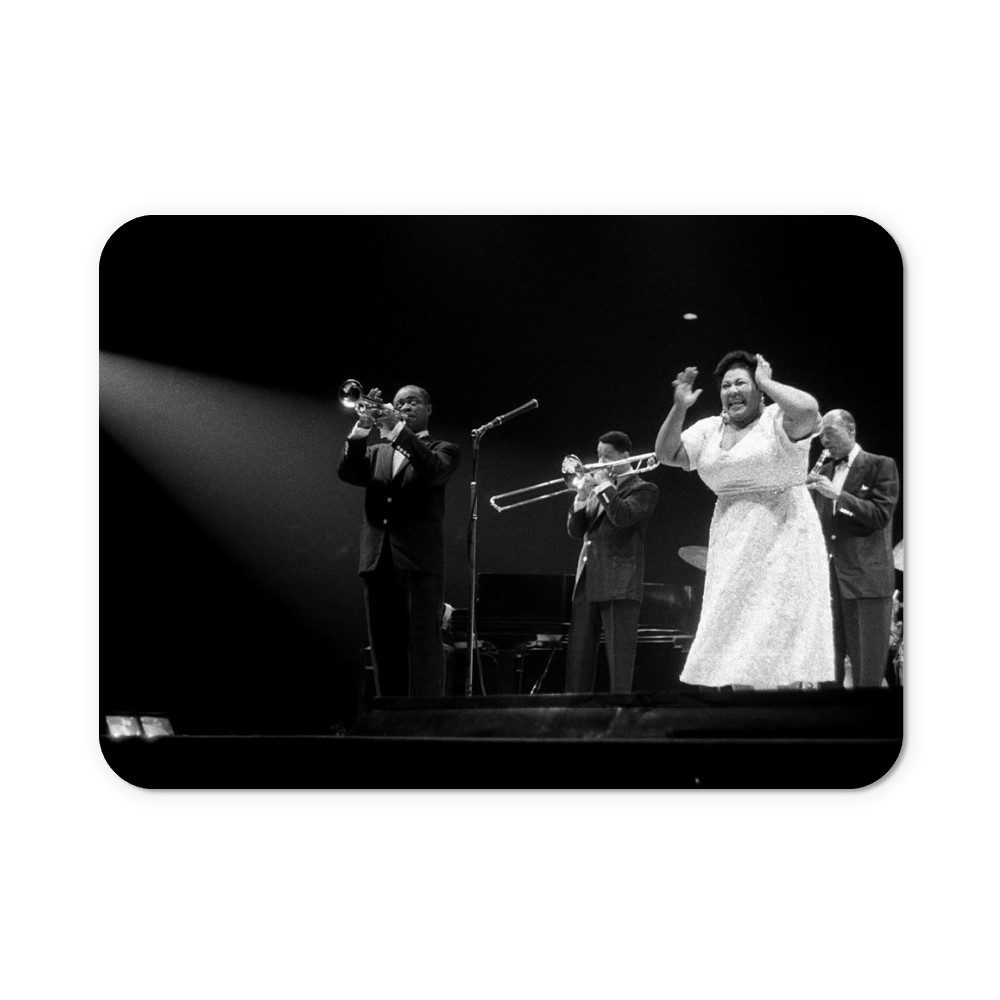 Louis Armstrong Mousemat