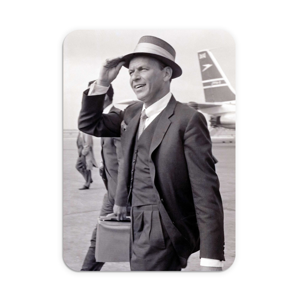 Frank Sinatra Mousemat