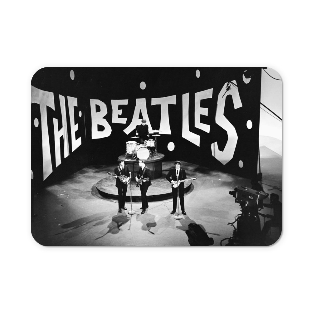 The Beatles: 1964 John Lennon Paul.. Mousemat
