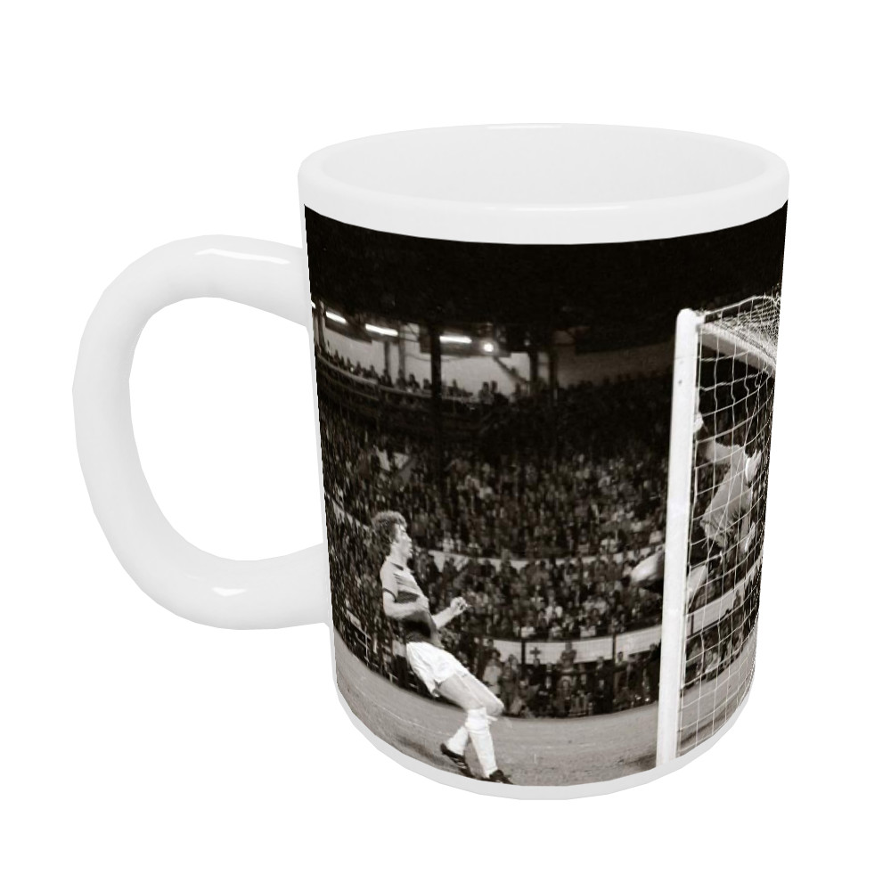 European Cup Winners Cup Final at the Heysel Stadium, May 1976. Anderlecht.. Mug