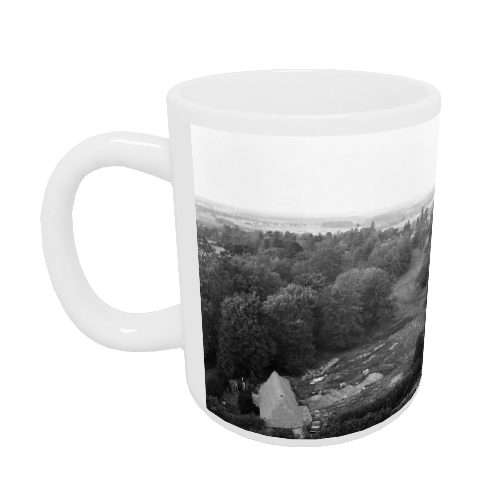 Stratton's Folly in Little Berkhamsted, 1969. Mug