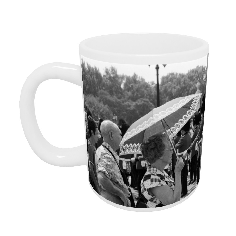 Changing of the Guards, 1976 Mug