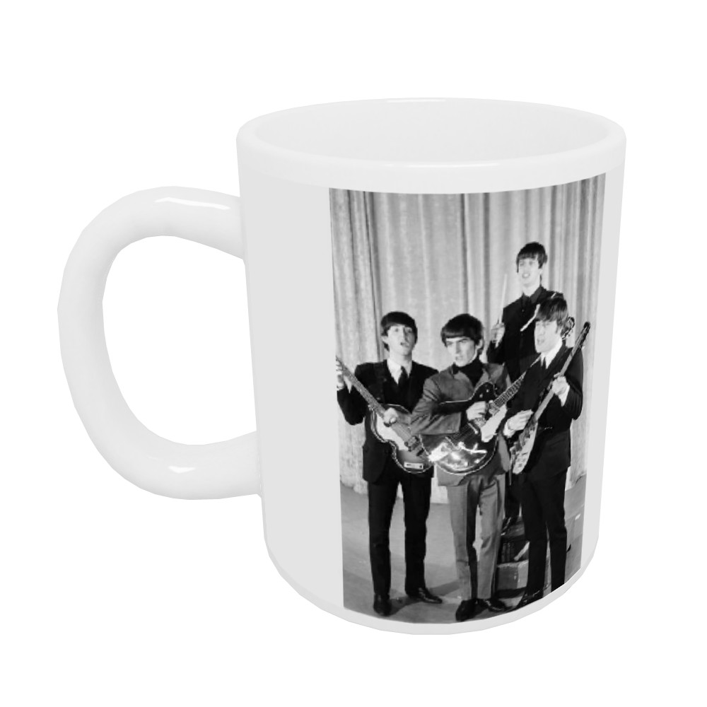 The Beatles: 1964 John Lennon Paul.. Mug