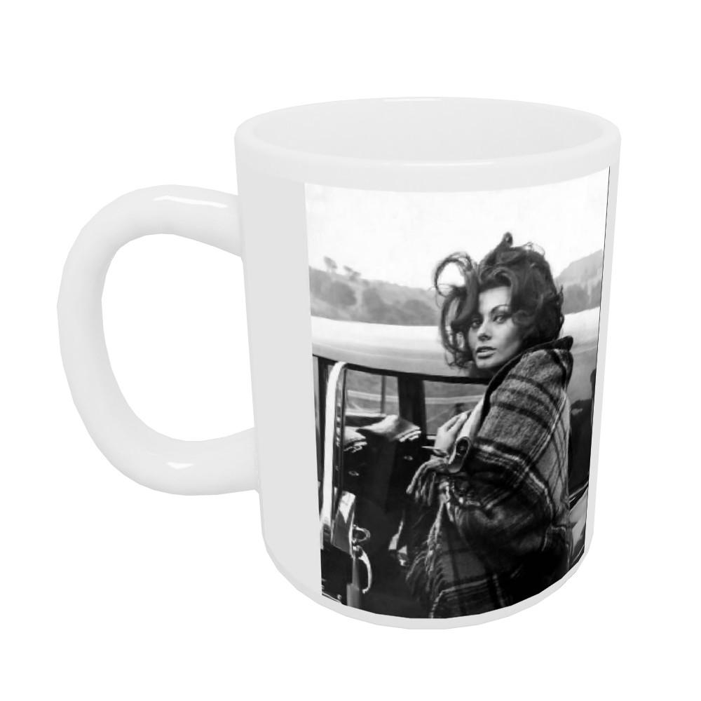 Sophia Loren  Mug