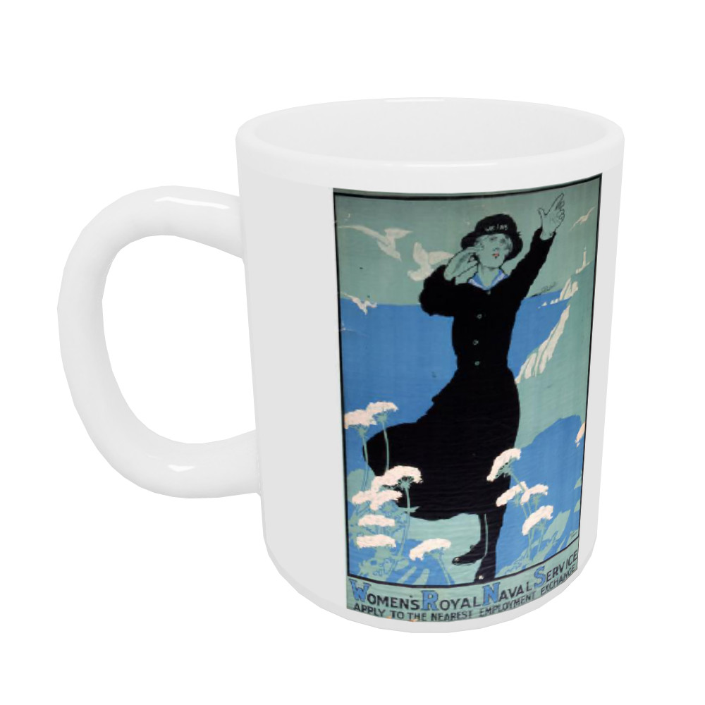 Women's Royal Naval Service Mug