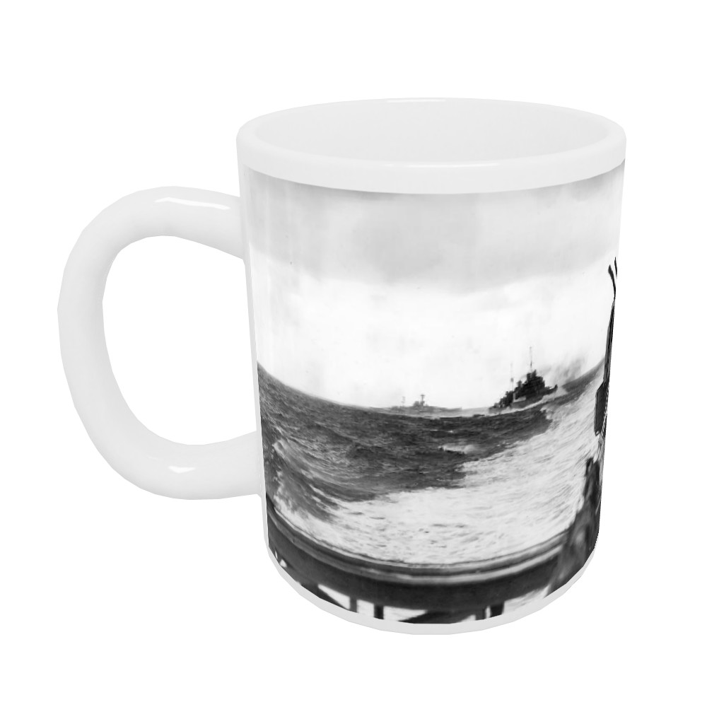 Force H Going into Action off Cape Spartivento Mug