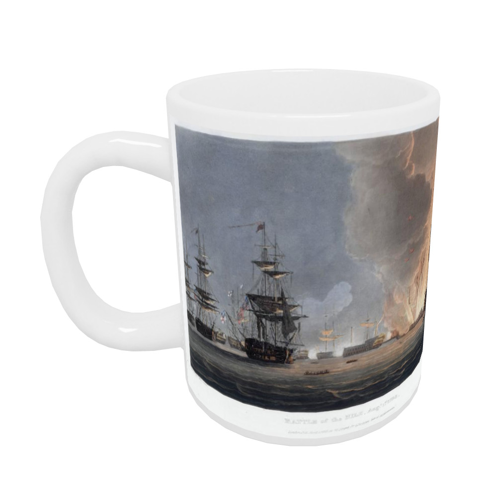 Battle of the Nile, August 1798 Mug