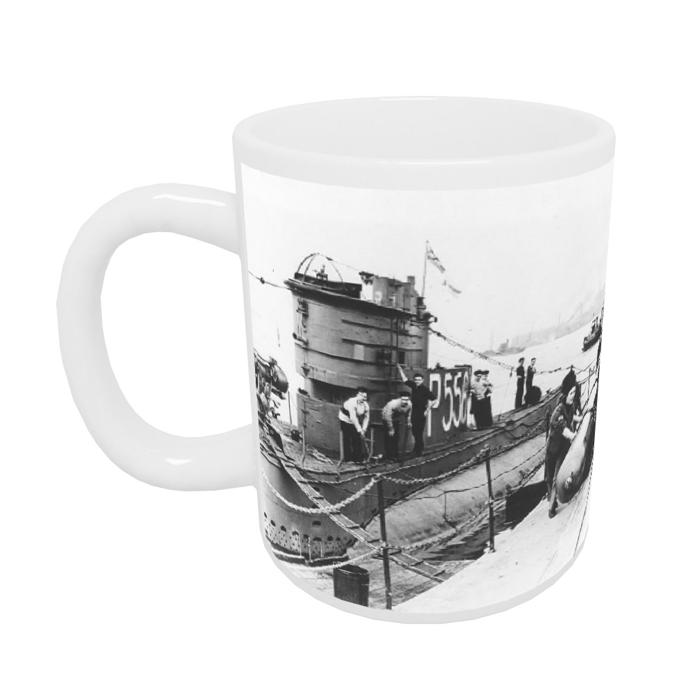 WRNS Torpedo Working Party at HMS Dolphin Mug