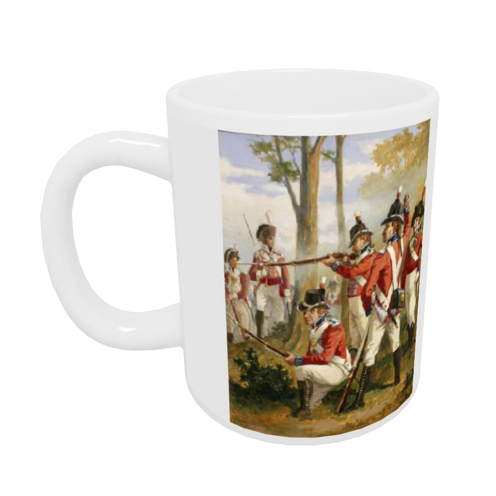 Royal Marines' uniforms 1790-1807 Mug