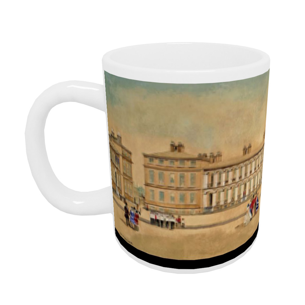 Royal Marines Barracks Woolwich, 1855 Mug