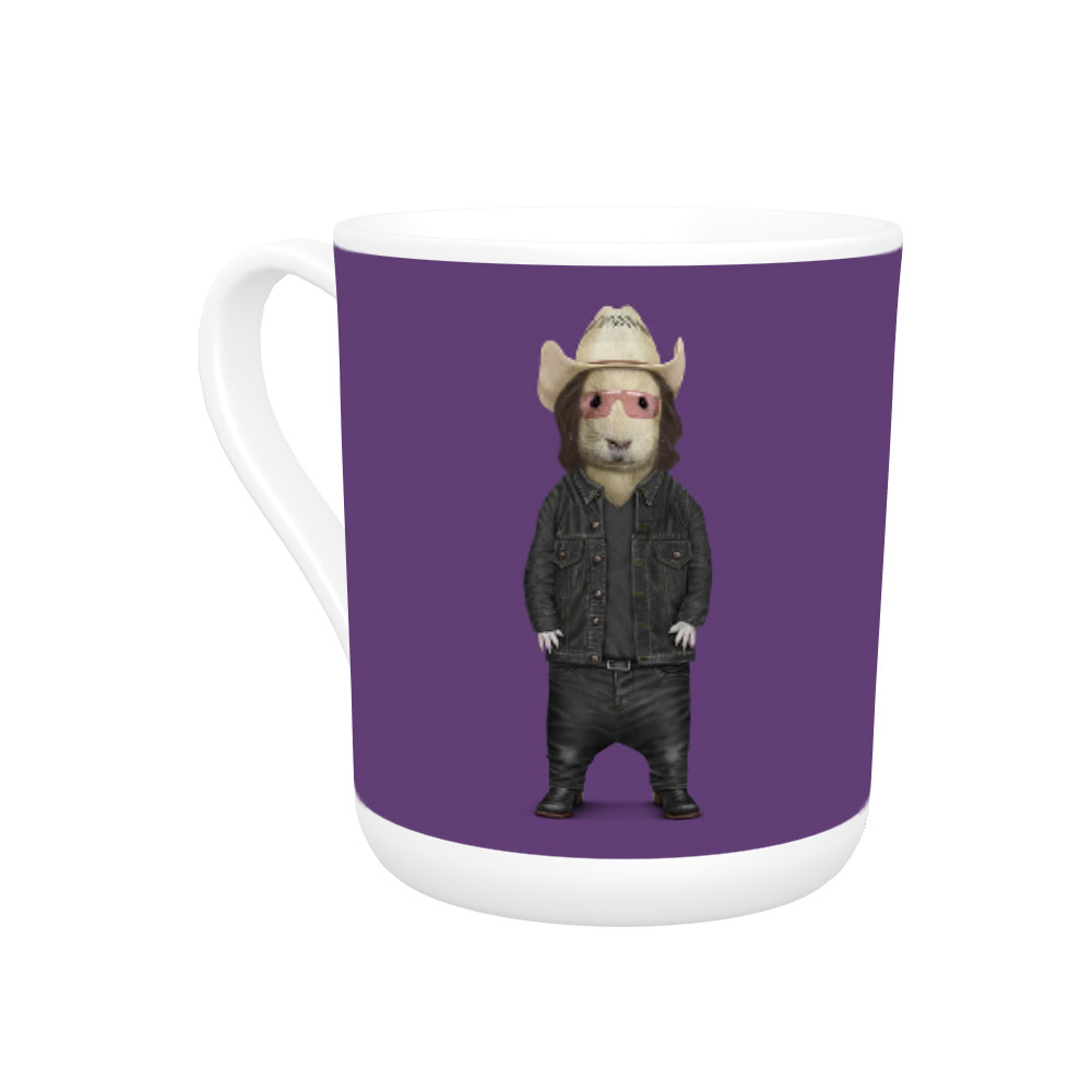 Savior Pets Rock Bone China Mug