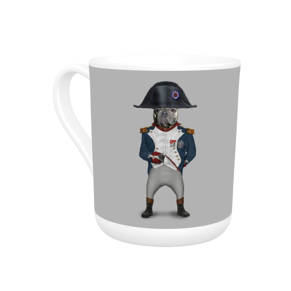 Napoleon Pets Rock Bone China Mug