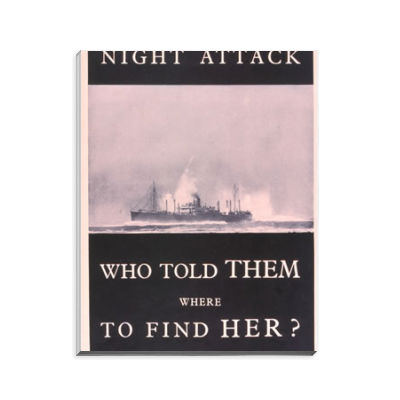 Night Attack - Who Told Them Where to Find Her? Notepad