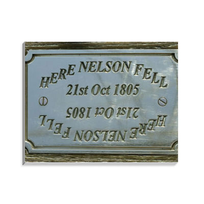 Nelson's Plaque Notepad